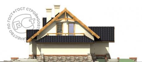 Проект дома м437