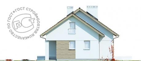 Проект дома м439