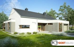 Проект дома м223