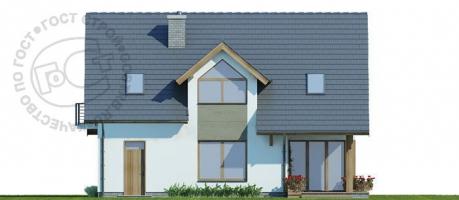 Проект дома м226