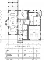 проект дома м494