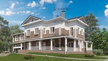 проект дома д489