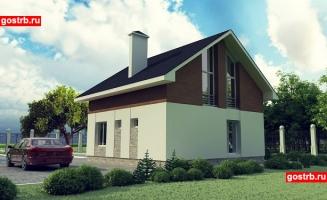 проект дома м500
