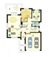 проект дома д882