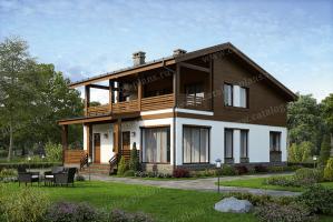 проект дома д1920