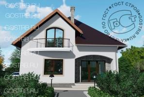 проект дома м880