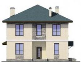 проект дома д1932