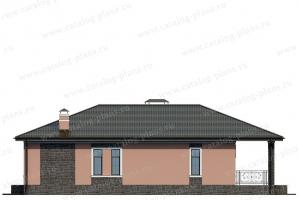 проект дома д1935