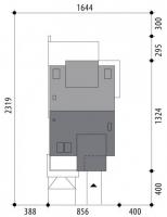 Проект дома м241