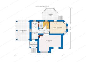 проект дома д1927