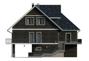 проект дома м485