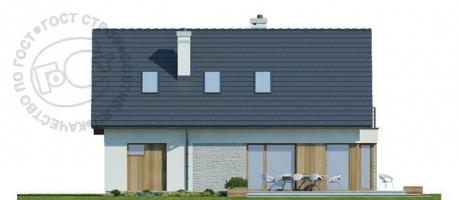 Проект дома м245
