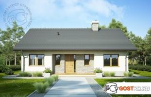 Проект дома м246