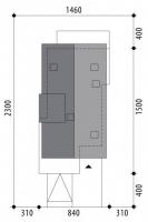 Проект дома м247