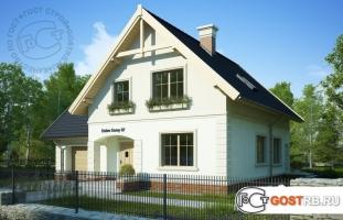 Проект дома м251