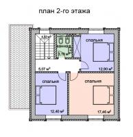 проект дома м889