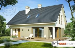 Проект дома м259