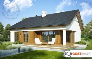 Проект дома м261