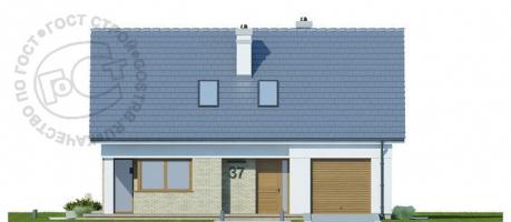 Проект дома м264