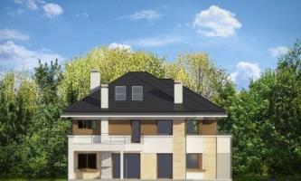 проект дома м881