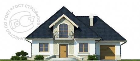 Проект дома м275