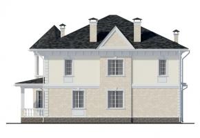 проект дома д486