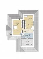 Проект дома м282
