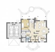 Проект дома м285