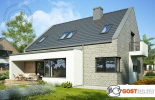 Проект дома м290