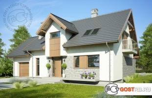 Проект дома м291