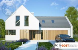 Проект дома м293