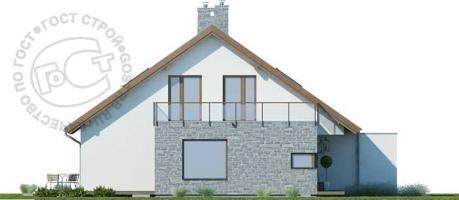 Проект дома м295