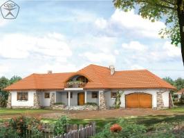 Проект дома м111