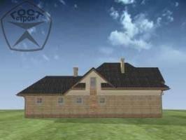 Проект дома м114