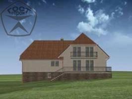 Проект дома м118