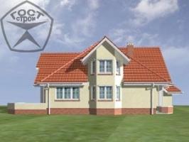 Проект дома м122