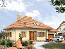 Проект дома м124
