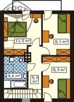Проект дома м125