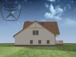 Проект дома м128
