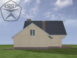 Проект дома м131