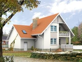 Проект дома м132