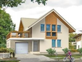 Проект дома м134