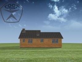 Проект дома м137