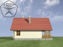 Проект дома м146