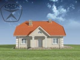 Проект дома м147
