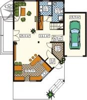 Проект дома м148