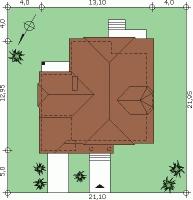 Проект дома м156