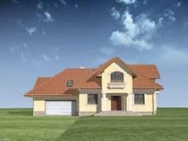 Проект дома м160