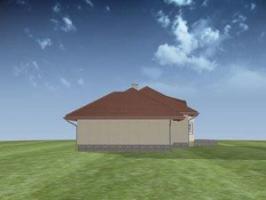 Проект дома м162