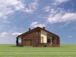 Проект дома м171